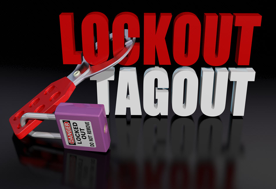 loto lockout tagout employees training safety office phone certify company